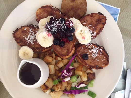 Coconut French Toast at Morning Glory